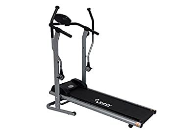 Cross Training Manual Magntic Treadmill by Sunny Health & Fitness - SF-T7615