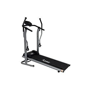 Sunny Health & Fitness T7615 Cross Training Magnetic Treadmill