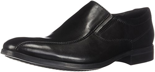 CLARKS Black Step Mens Conwell Leather BrHq7gBw