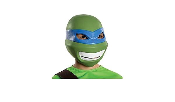 Horror-Shop TMNT Leonardo Kindermaske: Amazon.es: Juguetes y ...