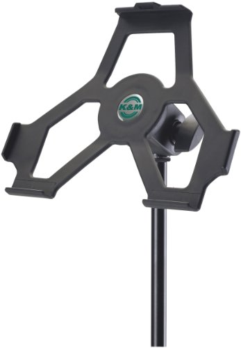 K&M Stands iPad2 Mic Stand Holder (Ipad Microphone 2 For)