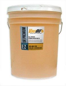 VacOil Elite Z Grade Vacuum Pump Oil - 5 Gallon by VacOil