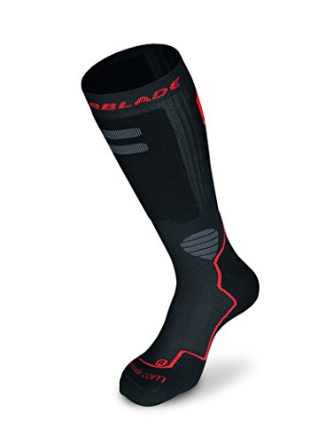 Rollerblade High Performance Men's Socks, Inline Skating, Multi Sport, Black and - Mens Rollerblade Fusion