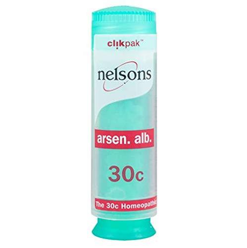 Nelson Homeopathics Clikpak Arsen Alb 30c