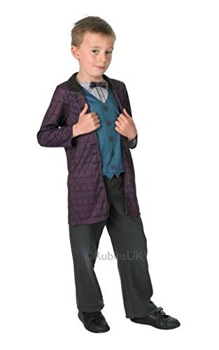 11th Doctor Costume Kids (Rubie's Official Dr. Who 11th Doctor Who Costume - Medium, 5-6 Years by Rubie?s)