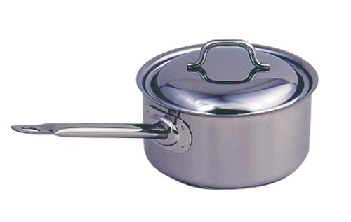 Sitram Cybernox 1.6 Quart Saucepan with Cover by Sitram