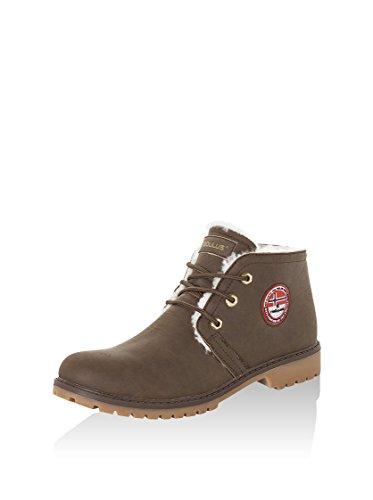 Nebulus Zapatos de cordones Amundsen Marrón EU 45