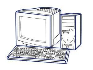 Aidata CRT/CPU/Keyboard Dust Cover Set