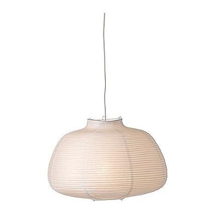 Amazon.com: IKEA Vate – Lámpara de techo sombra 18