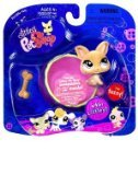 Littlest Pet Shop: Pairs and Portables - Chihuahua with Tea Cup