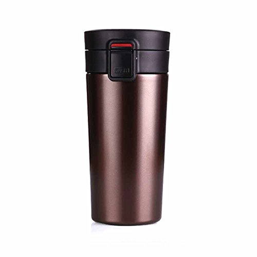 Ieasycan Fashional Safe Bottle Stainless Steel Vacuum Insulated Coffee Mug Direct Drinking For Travel Drink Outdoor Water Bottle - Gamma Travel Mug