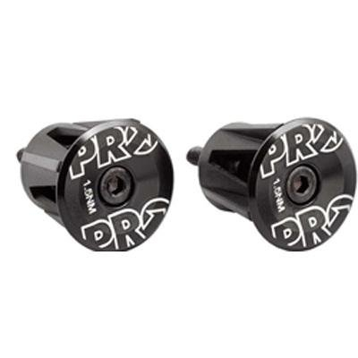 PRO Bicycle Handlebar End Plugs (Black)