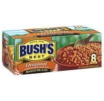 Bush's Best Baked Beans Original - 8/16.5oz cans (2 Pack) by Bush's Best
