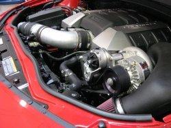 Paxton 1101310SL-1 Tuner Kit w/ NOVI 1200 & Air/Air Charge Cooler Chevrolet Camaro 2010-2010