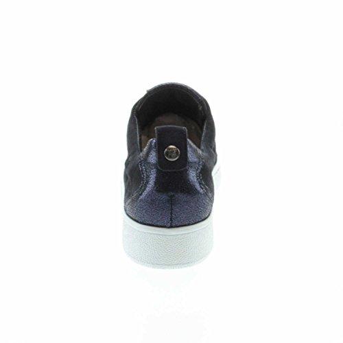 Paul de cordones para Green Zapatos mujer Azul 4538011 Piel de awXWaqZnr