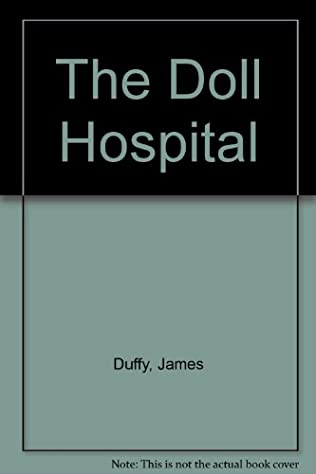 book cover of The Doll Hospital