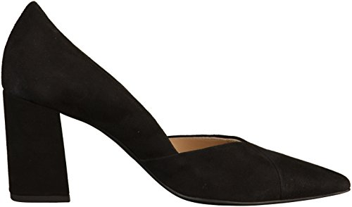Women's 0100 Black Metropolitan Closed HÖGL Heels Toe Black RxpB86xwqd