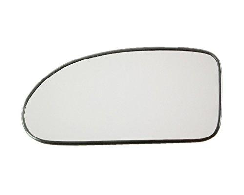 Spiegelglas Links Konvex Chrom für Ford Focus Daw Dfw Dnw 98-05