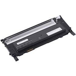 Ink Now Premium Compatible Black Toner forDell 1230, 1230C, 1235, 1235CN Printers, OEM Part Number N012K, 330-3012 Page Yield 1500