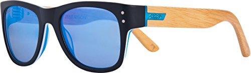 Shred Belushki Rollerwood Sunglasses, Smoke/Turquoise - Ted Ligety Sunglasses