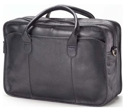 (Clava Vachetta Leather Legal Briefcase (Vachetta Tan))