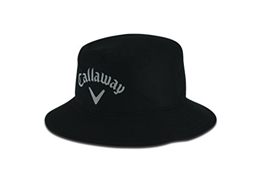 Callaway 2015 Aqua Dry Bucket Hat Mens Black Large/XLarge ()