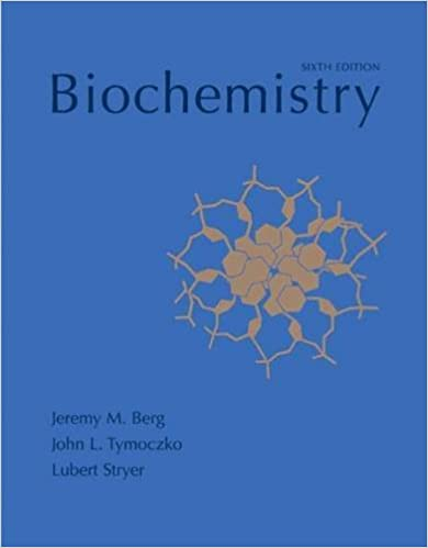 Book Biochemistry: International Edition