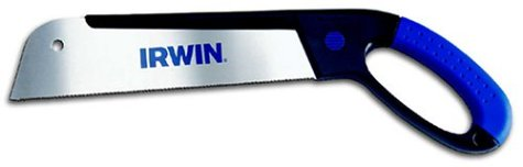 Fine Cut Saw (IRWIN Tools Extra Fine-Cut Pull Saw, 10 5/8-inch (213102))