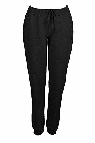 Femme 100 Pantalon Hajo Noir Relaxed qCTCxvIEw