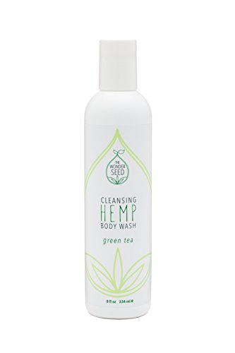 The Wonder Seed Hemp Body Wash - All Natural...