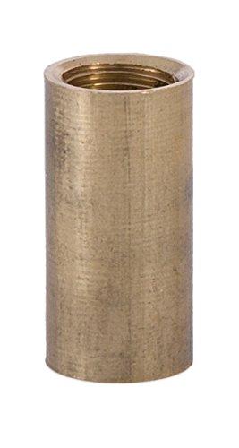 B&P Lamp 1 Inch Brass Coupling 1/8IP