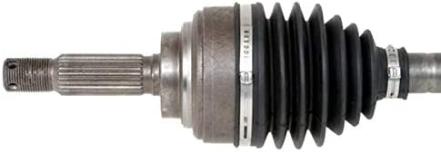 A-Partix CV Axle Shaft Front Left For 1997-01 MITSUBISHI MIRAGE Non-ABS UU26