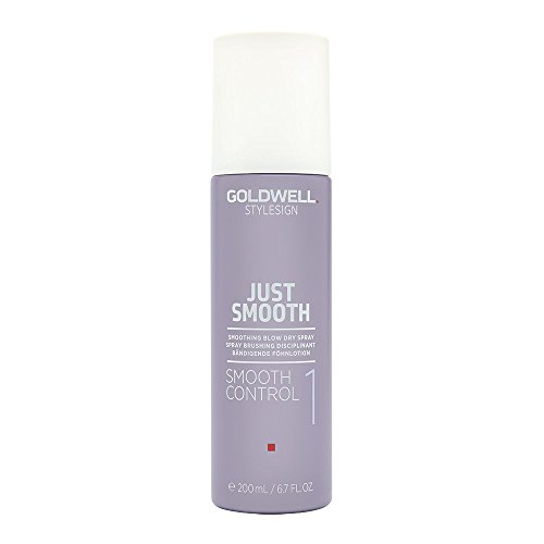 Goldwell Stylesign Just Smooth Control Blow Dry Spray By Goldwell for Unisex - 6.7 Oz Dry Spray, 6.7 Ounce