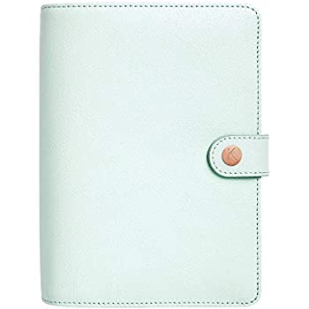 Amazon.com : kikki.K 2019 A5 Bonded Leather Weekly Diary ...