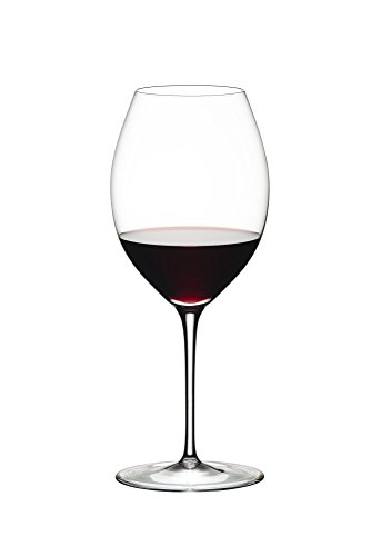 Riedel Sommeliers Hermitage/Syrah Glass, Packed in a Single Gift Tube by Riedel