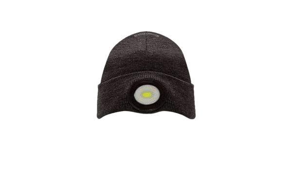 0913807ff Unilite Usb Rechargeable 150 Lumen Beanie Headlight - Black ...