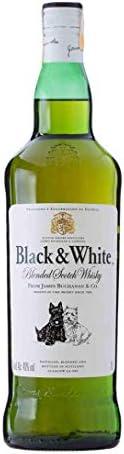 Whisky Black & White