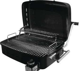 Fleming Sales RVAD400 Black Co RVAD-400 Sidekick Gas BBQ Grill Kit