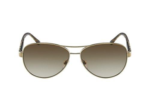 Burberry+sunglasses+BE3080+1145%2FT5+Metal+Gold+-+Beige+Brown+Gradient+polarised