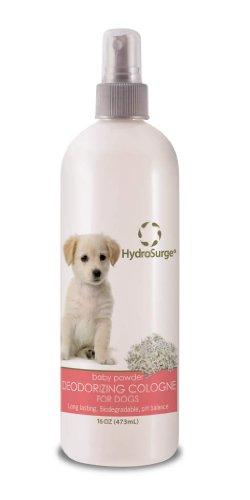 HydroSurge Pro Nourish Cologne, Baby Powder 16 oz., My Pet Supplies