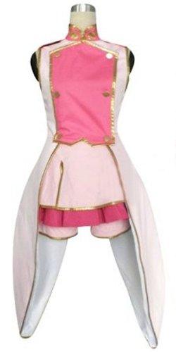 Camplayco Cardcaptor Sakura Kinomotosakura Cosplay Costume-made ()