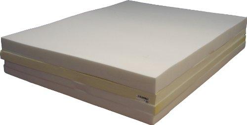 Suggested Foam Set 13-Inch: 4-1/2-Inch Memory Foam, 3-Inch Latex, 2-1/2-Inch Medium, 3-Inch Firm, - Latex Strobel