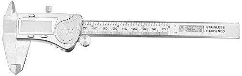 - Digital Vernier Caliper IP54 Made of Hardened Stainless Steel Waterproof by Mr. Toolz Precise Measuring Inches & Millimeters Large LCD Screen -6