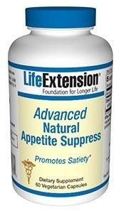 Жизнь Extension Расширенный Природные Аппетит Подавить 60 капсулы