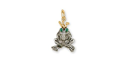 Quality Gold Frog Charm - 5