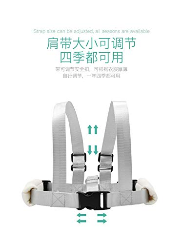 However, The US Ya Children Anti-Lost Child Safety Straps Baby Traction Rope Bracelet Anti-Anti wandered Lost Backpack