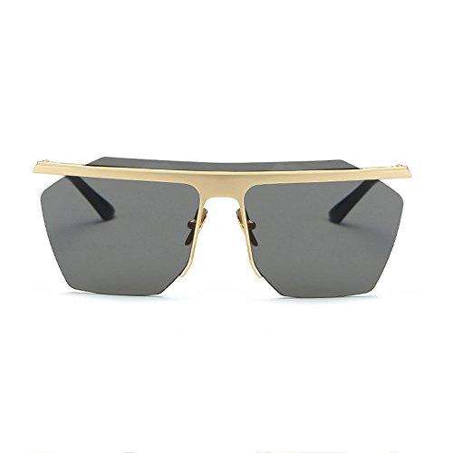 Sol Gafas Salvajes Los Gold del De Femeninas Femeninas Marea Hombres Gafas De Los Silver Caballero Sol Masculinas De del De De Sol Y Clip Gafas Gafas Deportes Tftq5g
