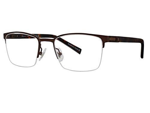 OGA MOREL Eyeglasses Spak 10019 10019O (matte brown, one color)