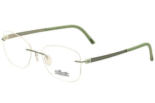 Silhouette Eyeglasses TITAN ACCENT Collection chassis 5452 with DEMO lens (mint w/ demo lens 54mm-17mm-135mm, one size)