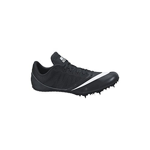 Nike Zoom Rival S 7 Track Spike Black/White Size 10.5 M US